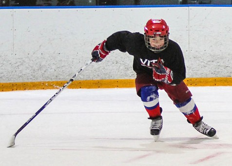 Hockey Stride