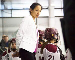 Julie Chu Women's Hockey Coach