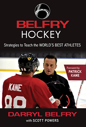 Darryl Belfry Hockey Book